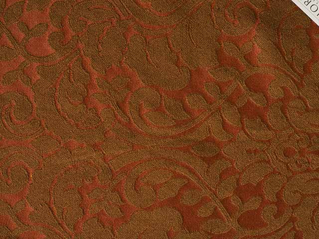 Large Prints - Pattern Repeat Greater Than 40cm - Menith Copper