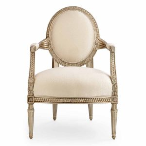 The Gilded Chair