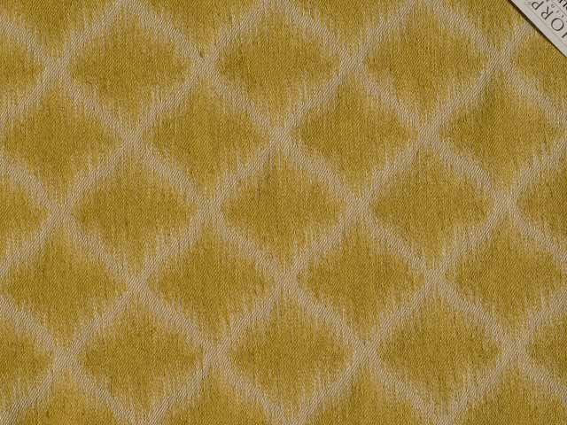 Small Prints - Pattern Repeat Less Than 10cm - Arabia Gold