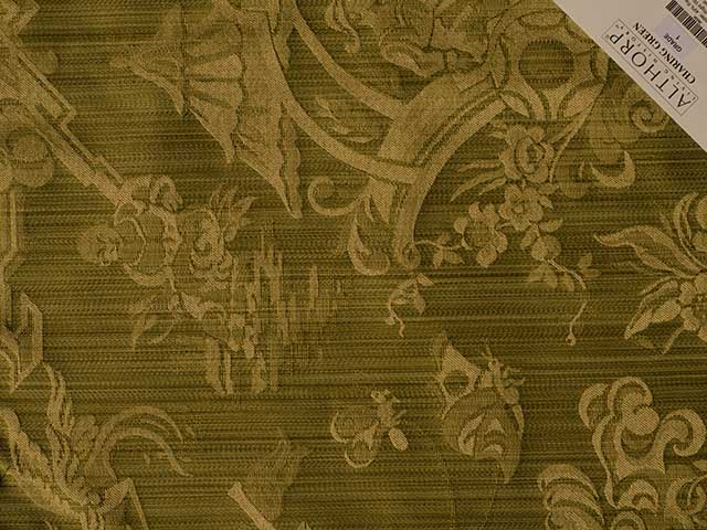 Large Prints - Pattern Repeat Greater Than 40cm - Charing Green