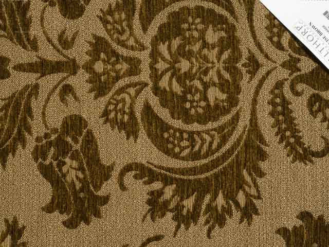 Large Prints - Pattern Repeat Greater Than 40cm - Devise Brown