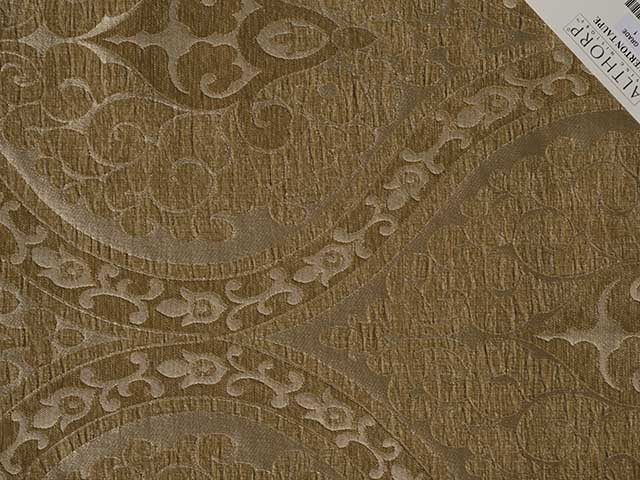 Large Prints - Pattern Repeat Greater Than 40cm - Everton Taupe