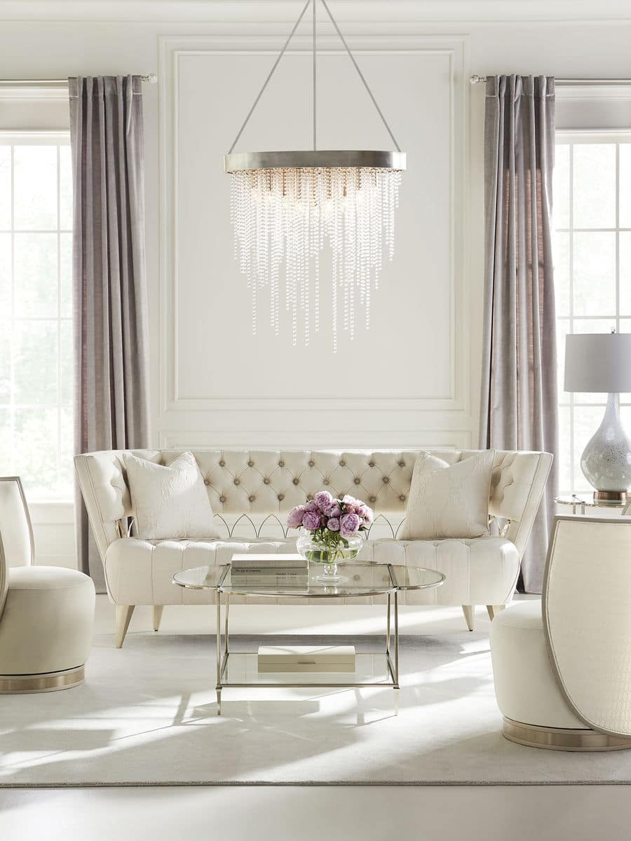 Come Full Circle Living Room | Contemporary Modern Luxury Exclusive Elegant Designer Handcrafted Furniture