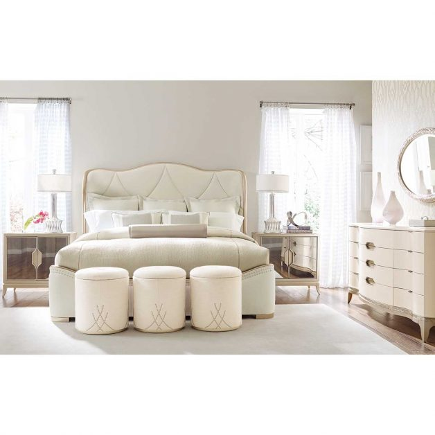 Adela Bed | Contemporary Luxury Exclusive Modern Designer Handmade Furniture | Sandton Johannesburg