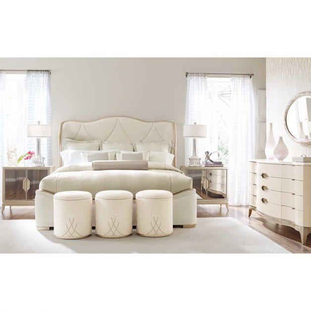 Adela Bed   Contemporary Luxury Exclusive Modern Designer Handmade Furniture   Sandton Johannesburg