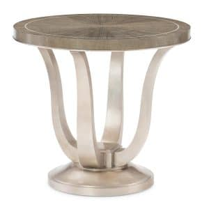 Avondale Round End Table