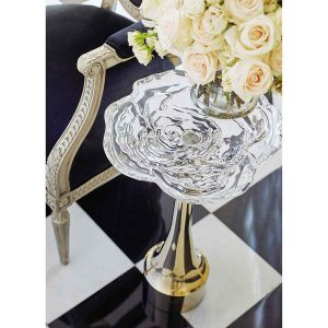 The InBloom Accent Table