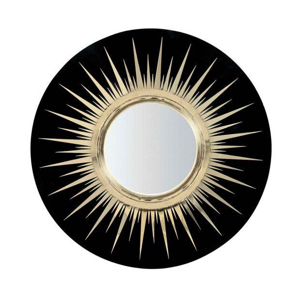 The Contempo Starburst Mirror | Contemporary Designer Exclusive