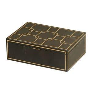Black Penshell Box