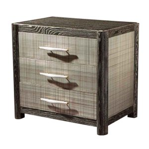 D'Argent Bedside Chest