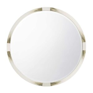 Round Cutting Edge Mirror