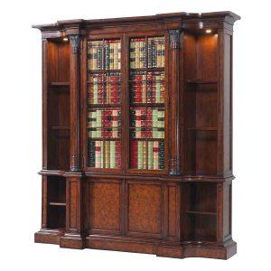 A Faux Book Bookcase