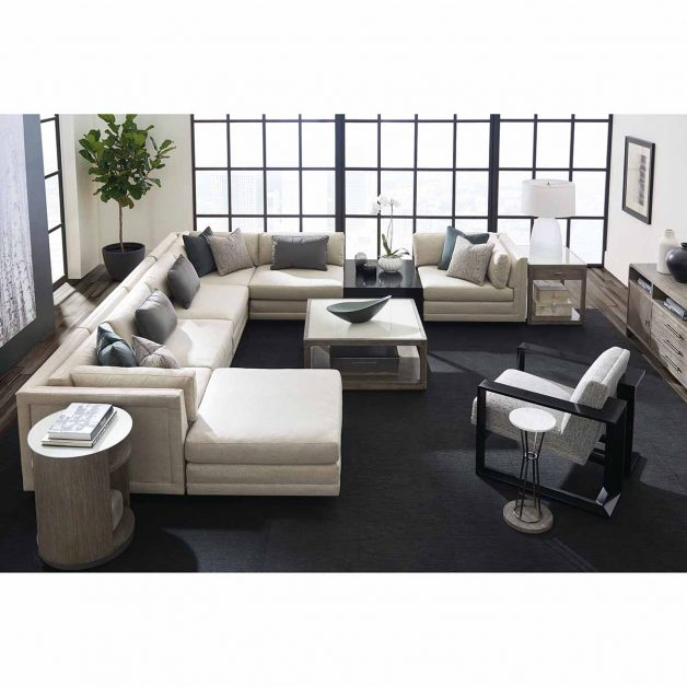 Living Room Sectional Sofa | Contemporary Luxury Exclusive Modern Handcrafted Designer Furniture | Sandton Johannesburg