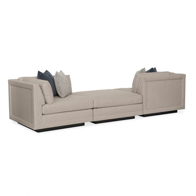 Fusion 3 Piece Sectional | Modern Designer Exclusive Furniture | Sandton