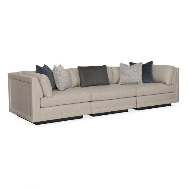 Fusion 3 Piece Sectional Sofa | Modern Designer Exclusive Furniture