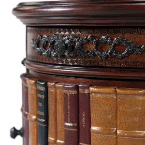 Louis XVI Library Side Table