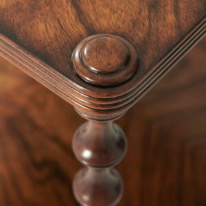 Variations on the Bobbin Side Table