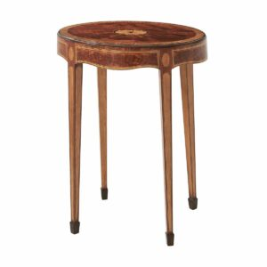 Large Mompesson Accent Table