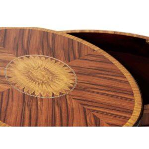 Edgeworth Side Table