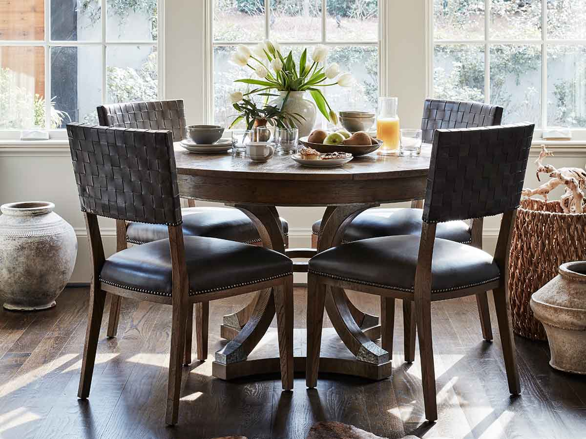 Dining Room Traditional Classical Rustic Fine Luxury Handcrafted Furniture Sandton Johannesburg