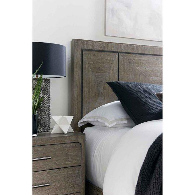Fusion Panel Bed | Modern Designer Exclusive Furniture | Johannesburg