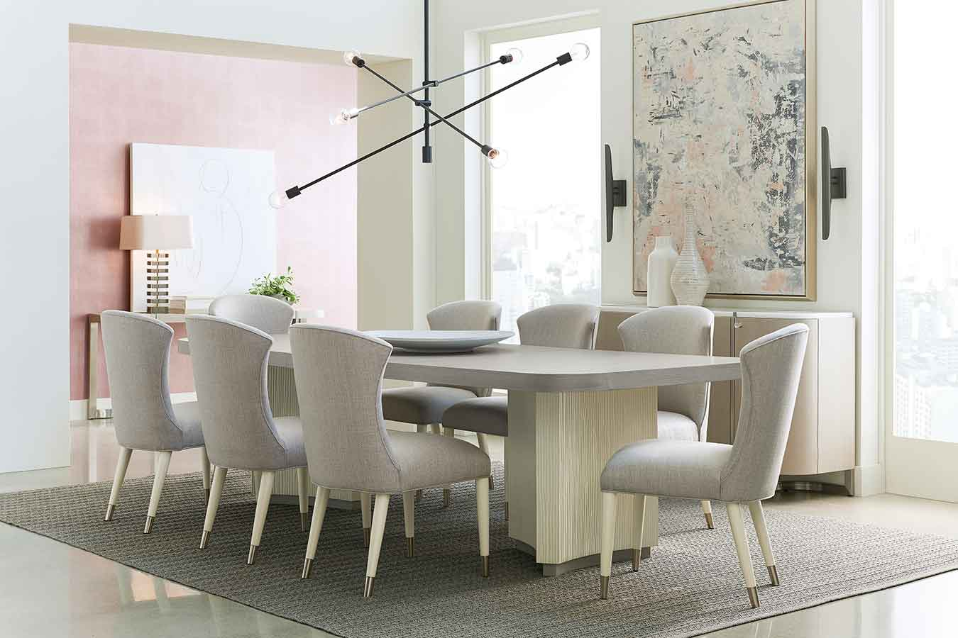 Grace Dining Table | Dining Room | Contemporary Modern Luxury Exclusive Elegant Designer Handcrafted Furniture