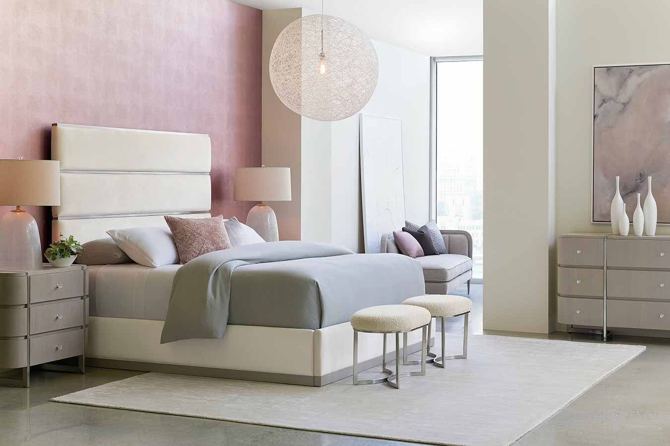 Grace Bed | Bedroom | Contemporary Modern Luxury Exclusive Elegant Designer Handcrafted Furniture