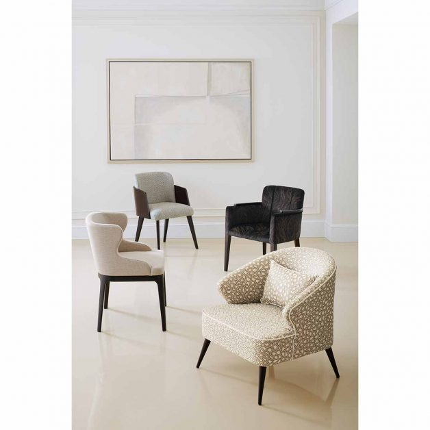 The Cinay Dining Chair | Contemporary Designer Exclusive Furniture