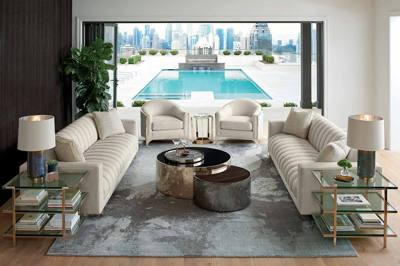 Living Room Furniture | Contemporary Luxury Exclusive Modern ...