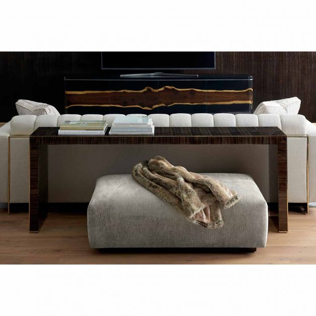 The Comfort Zone Ottoman | Contemporary Luxury Exclusive Furniture