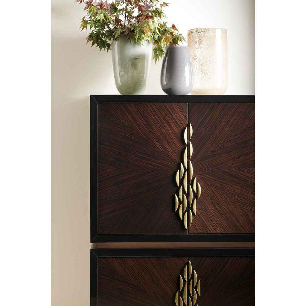 The Teardrop Door Chest | Contemporary Designer Exclusive Furniture