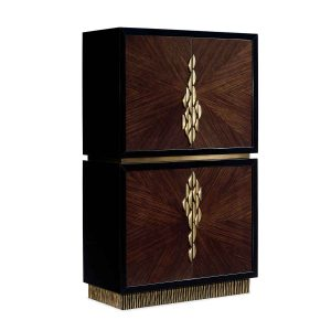 The Teardrop Door Chest
