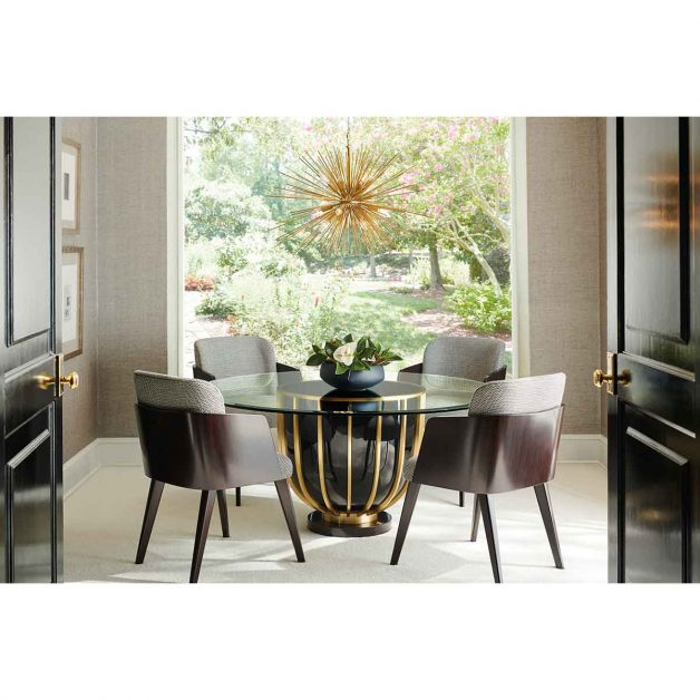 The Meridien Dining Table | Contemporary Designer Exclusive Furniture