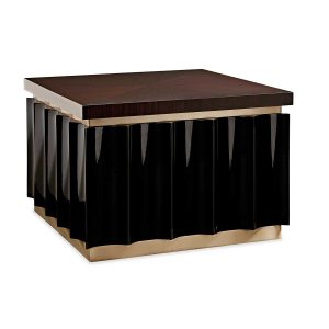 The Crossover End Table