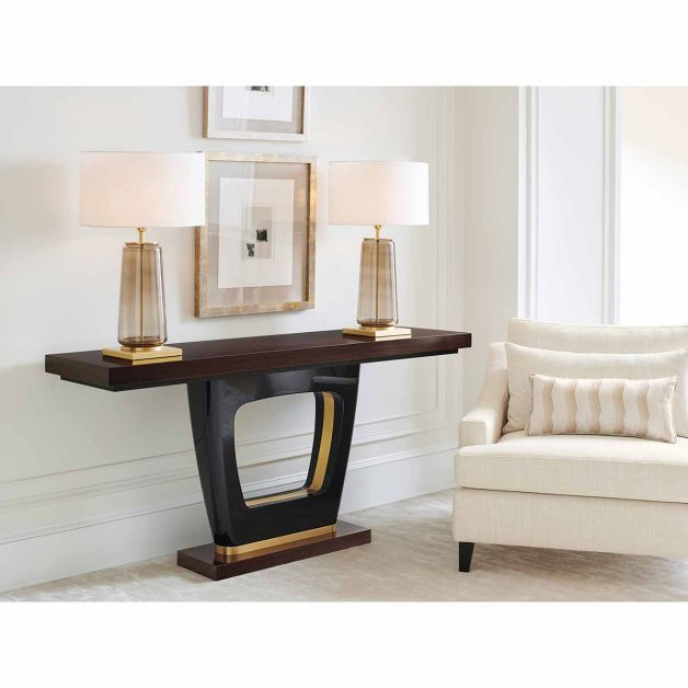 The Axis Console Table | Contemporary Designer Exclusive Furniture