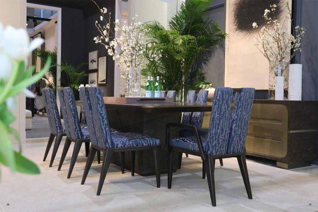 Xander Noori Dining Room | Contemporary Modern Luxury Exclusive Designer Handcrafted Furniture | Sandton Johannesburg