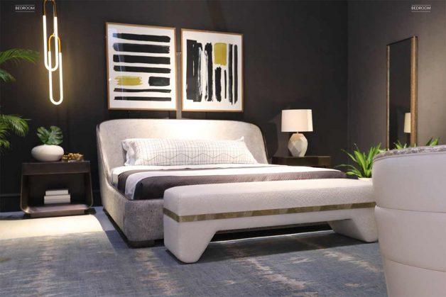 Xander Noori Bedroom | Contemporary Modern Luxury Exclusive Designer Handcrafted Furniture | Sandton Johannesburg