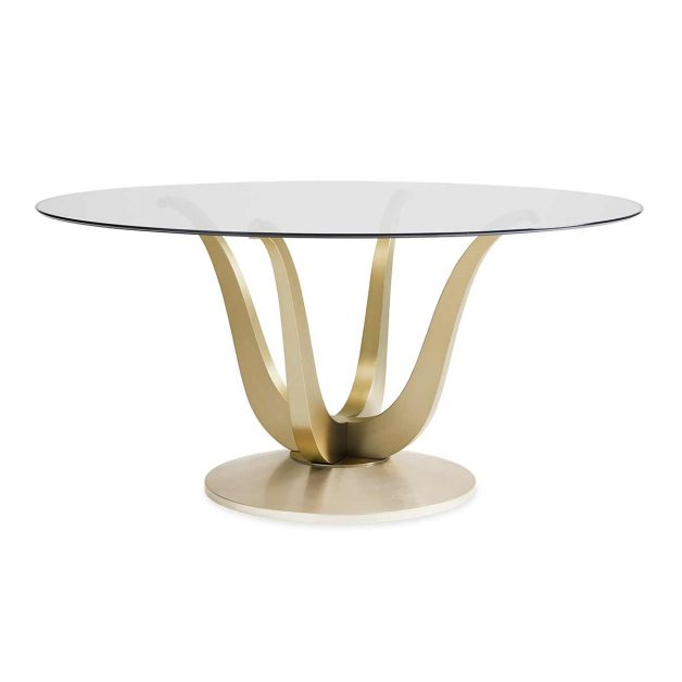 Rounding Up Dining Table | Contemporary Luxury Designer Furniture