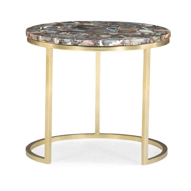 Moonbeam End Table | Contemporary Luxury Exclusive Designer Furniture