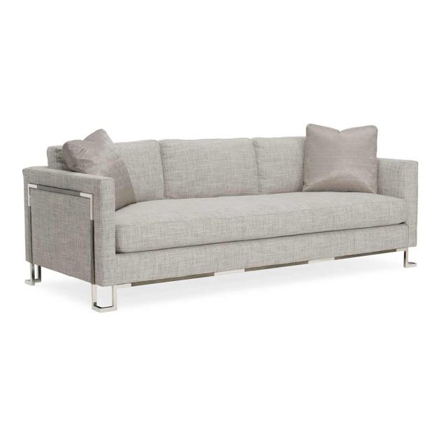 Open Framework Sofa   Contemporary Luxury Designer Furniture