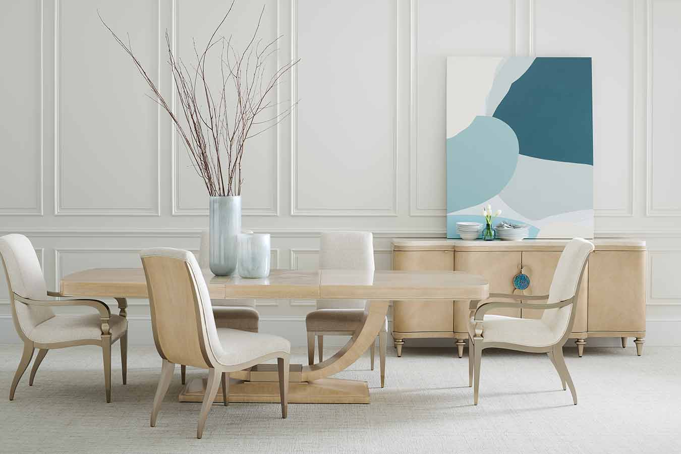 Contemporary Dining Room | Luxury Designer Modern Exclusive Handcrafted Furniture | Johannesburg