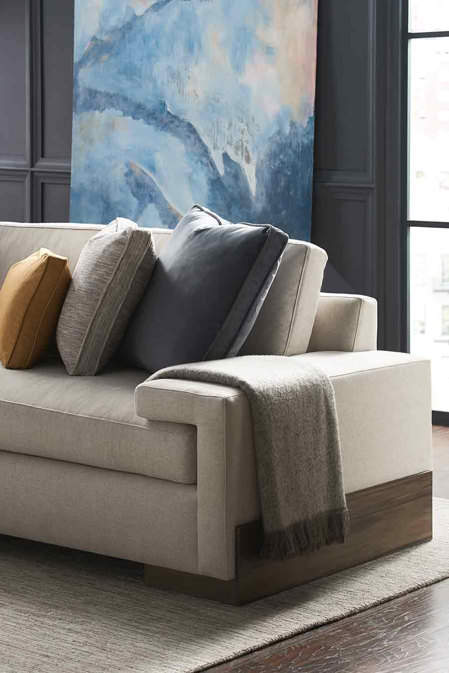 Contemporary Living Sectional Sofa   Modern Luxury Exclusive Designer Handcrafted Furniture   Sandton