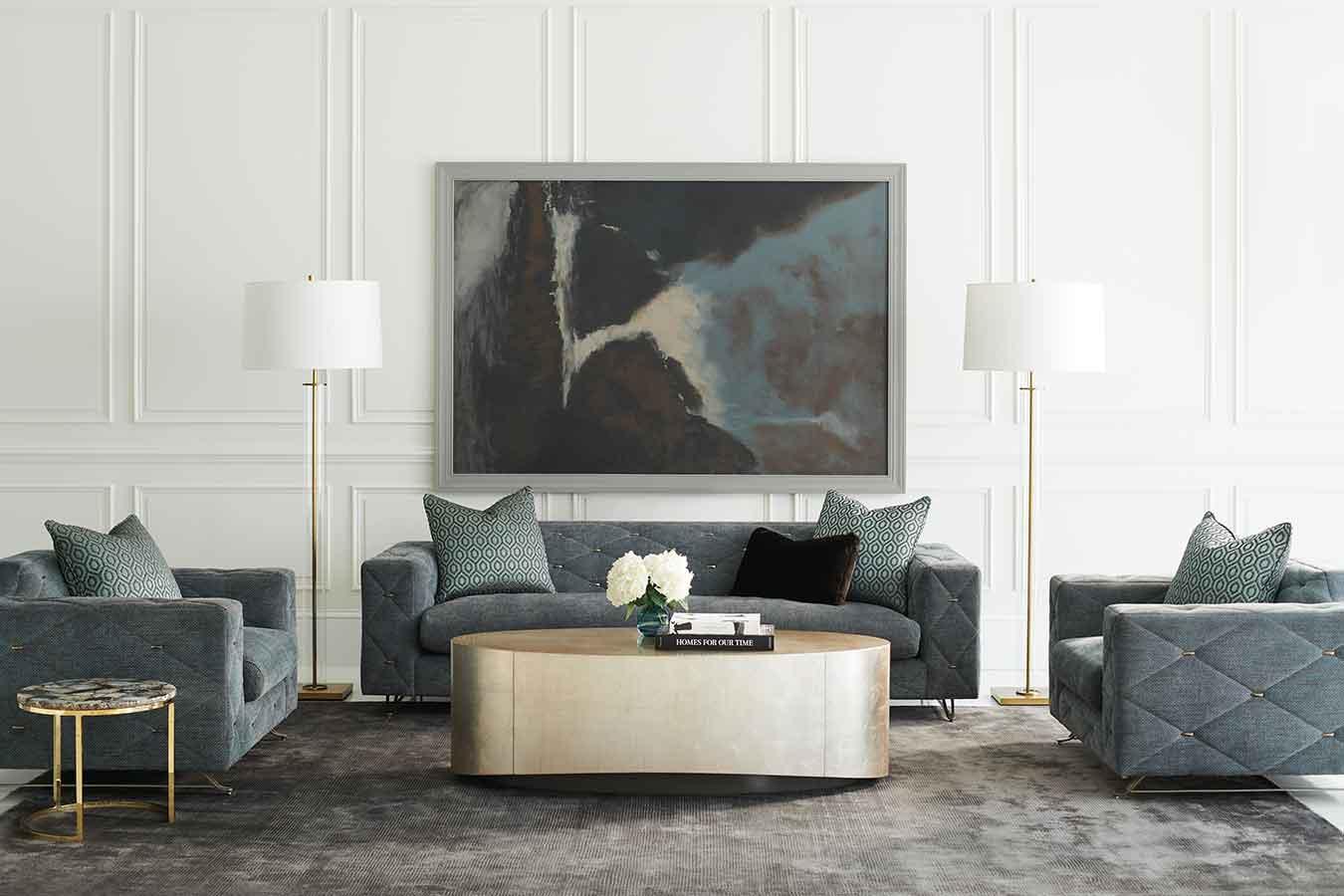 Living Room | Contemporary Luxury Exclusive Designer Furniture | Sandton