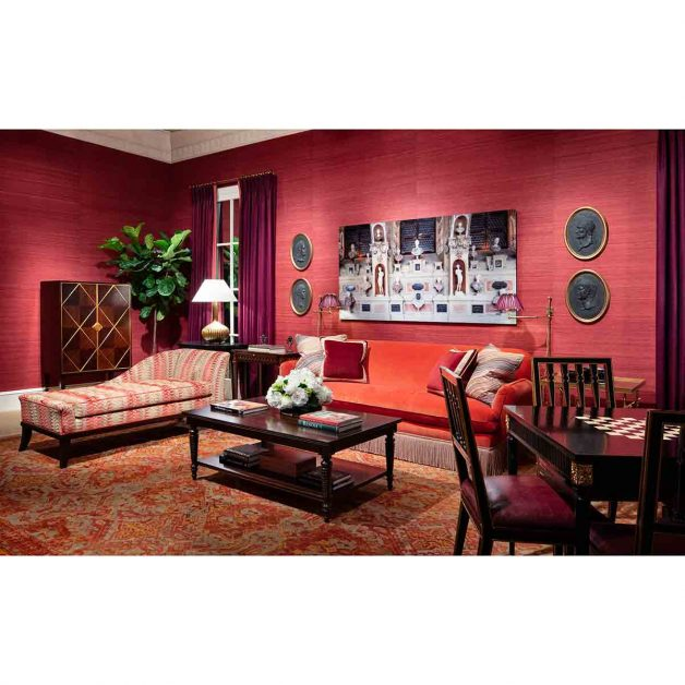 Jacqueline Side Table   Alexa Hampton Collection
