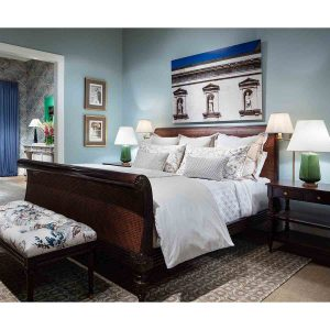 Denison Sleigh Bed