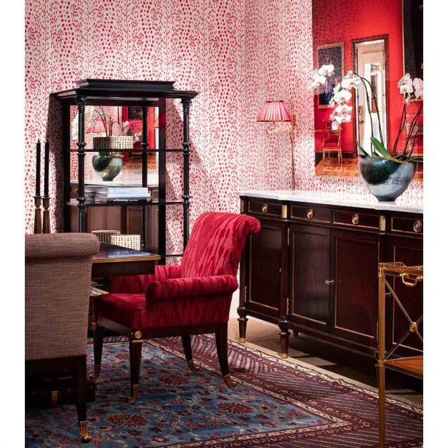 Siena Extending Dining Table | Alexa Hampton Collection