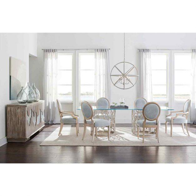 Around The Reef Dining Room Interior | Contemporary Luxury Exclusive Designer Modern Classic Furniture