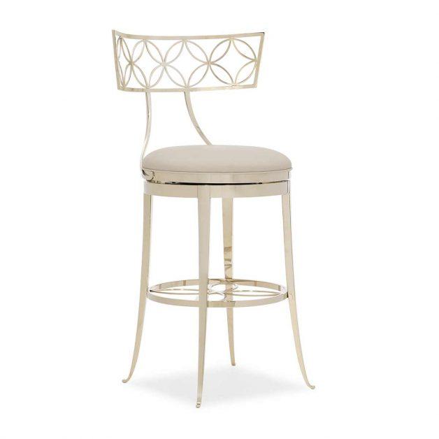 Royal Klismos At The Bar   Contemporary Luxury Designer Furniture