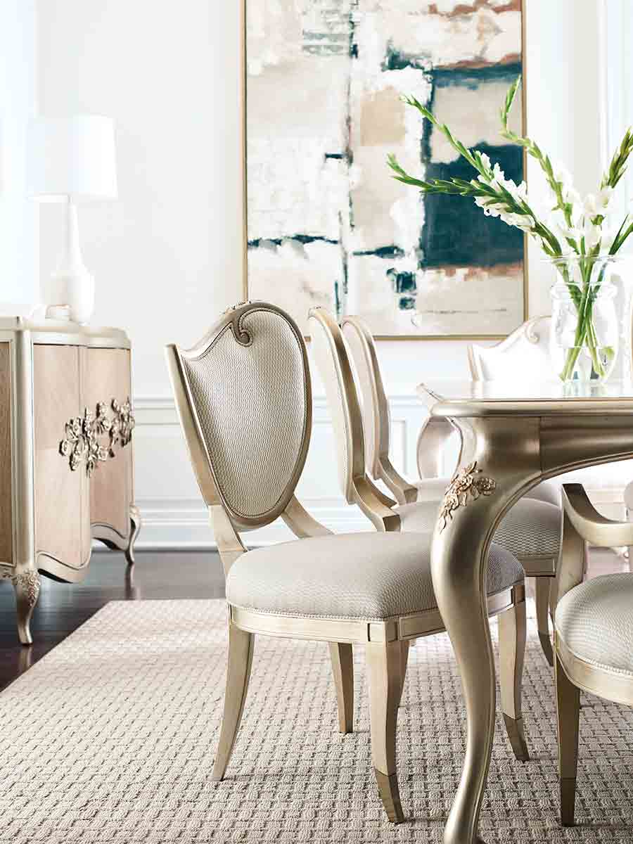 Fontainebleau Collection Dining Room | Fine Luxury Exclusive Designer Rococo and Baroque Handcrafted Furniture | Sandton Johannesburg
