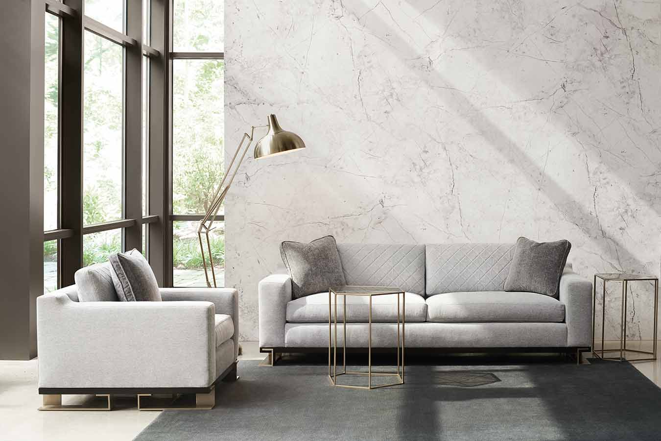 Modern Edge Collection Living Areas | Contemporary Modern Luxury Exclusive Designer Handcrafted Furniture | Sandton Johannesburg